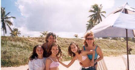 CANDELA &13025;: Con Silvi,Maria,Lau,y Ge